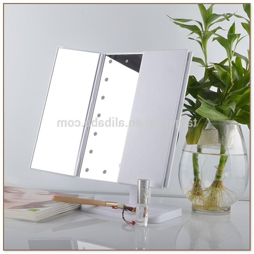 3 Way Vanity Mirror