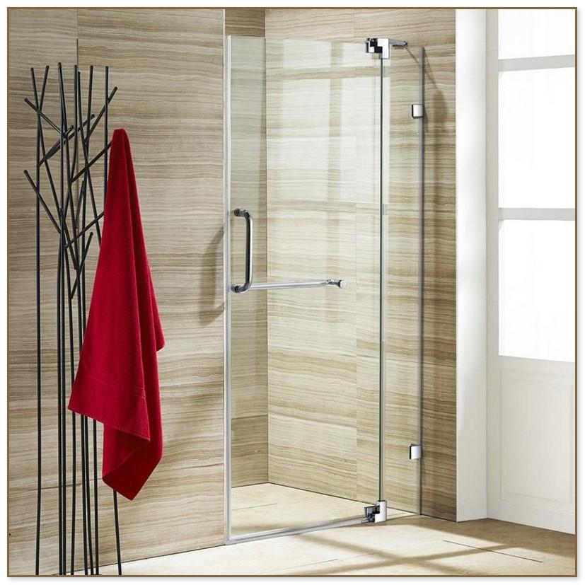 36 Inch Shower Door