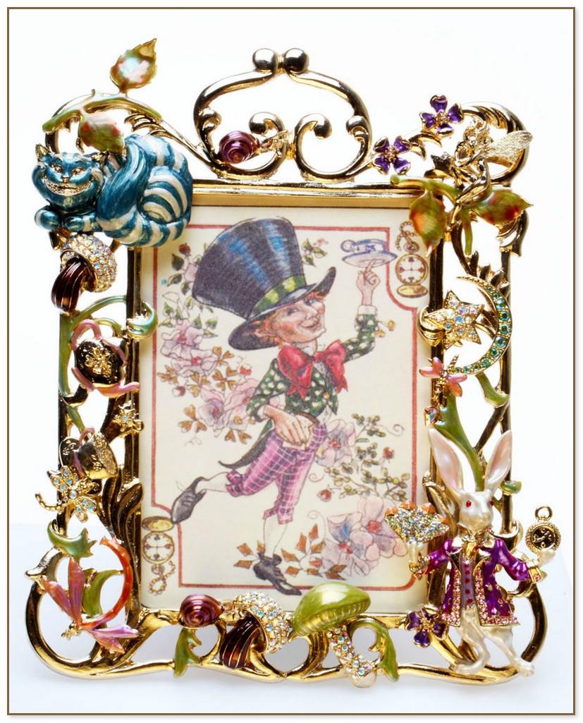Alice In Wonderland Picture Frame