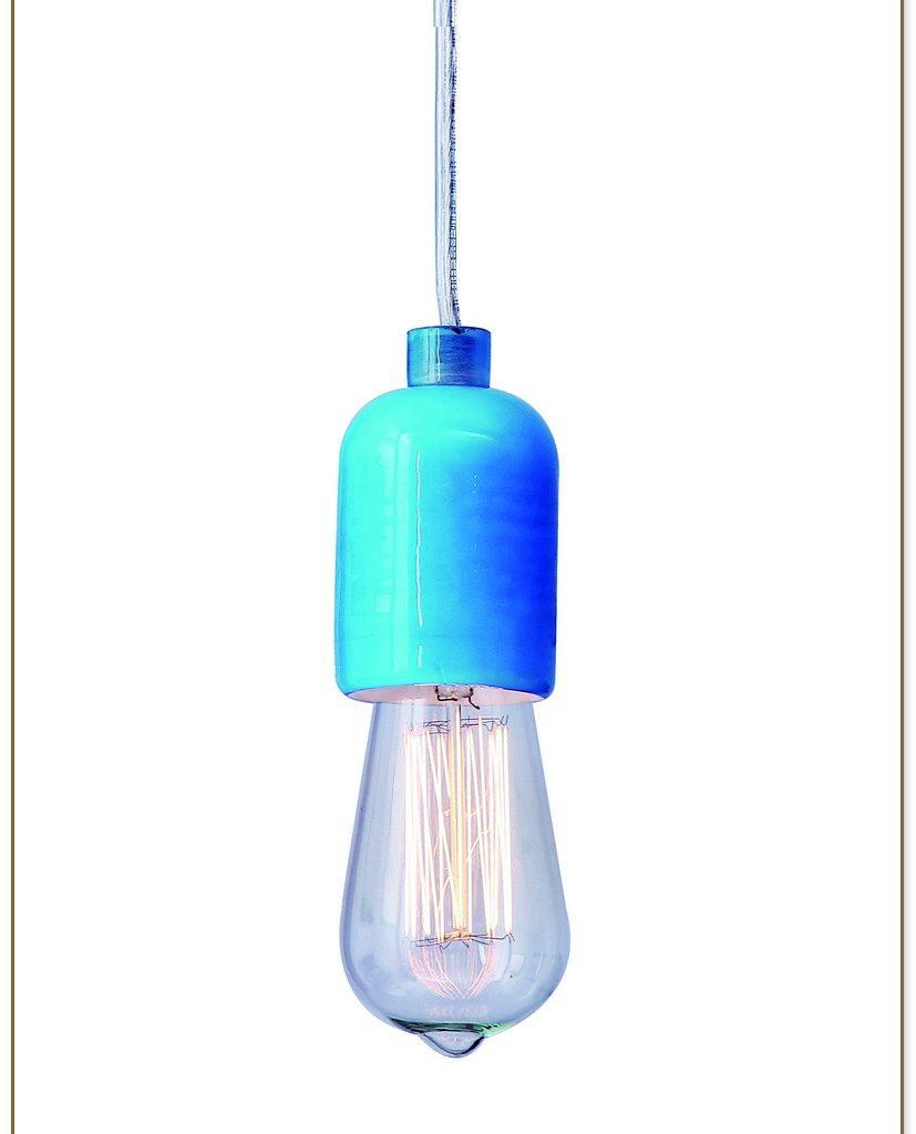 Cobalt Blue Pendant Lights