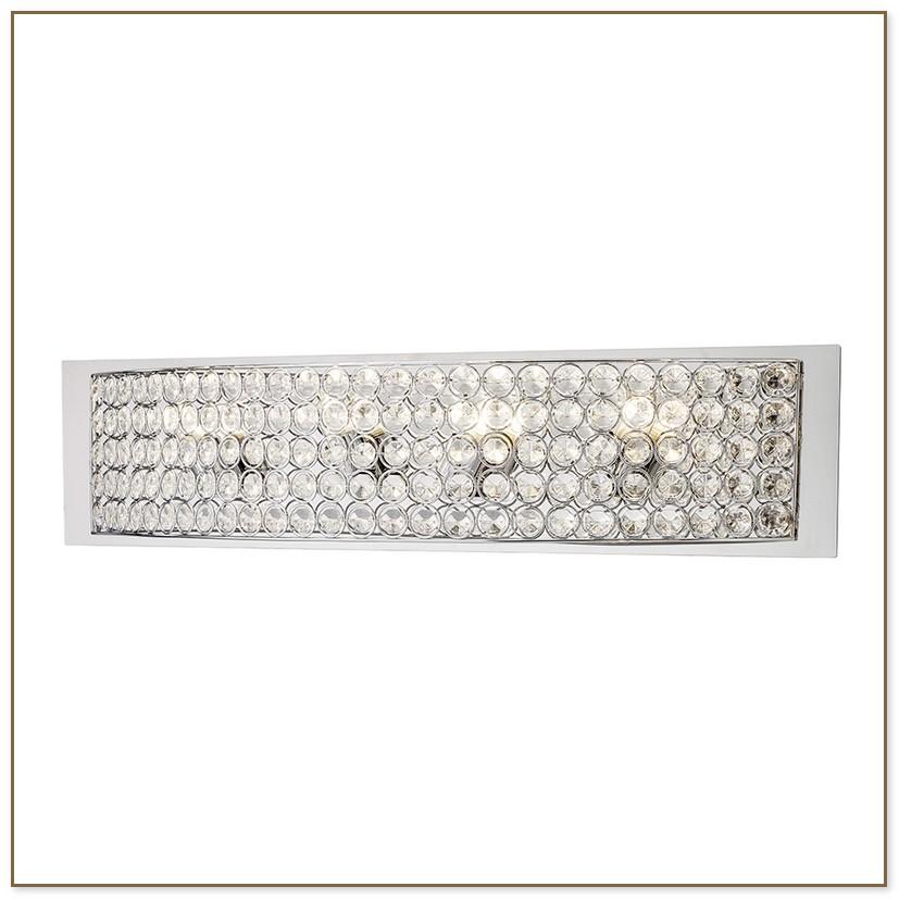 Crystal Vanity Lights For Bathroom