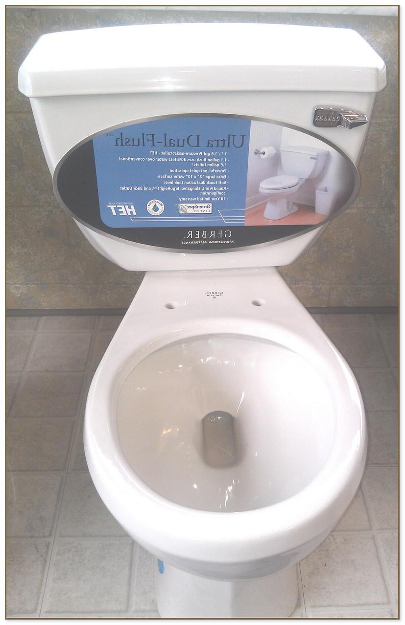 Gerber Pressure Assist Toilet