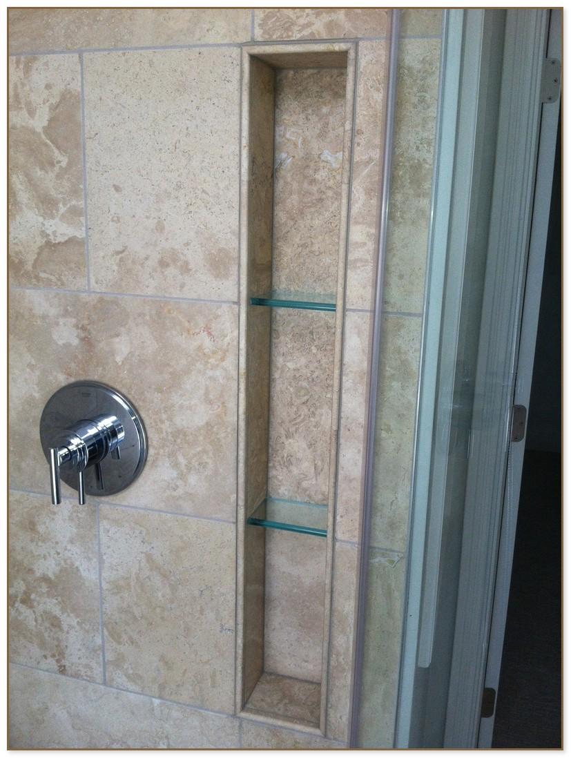 Glass Shelves For Shower