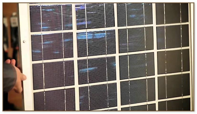 Home Depot Solar Panels