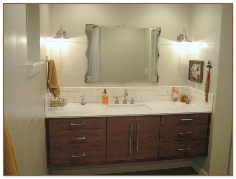 Home Depot Vanity Mirror