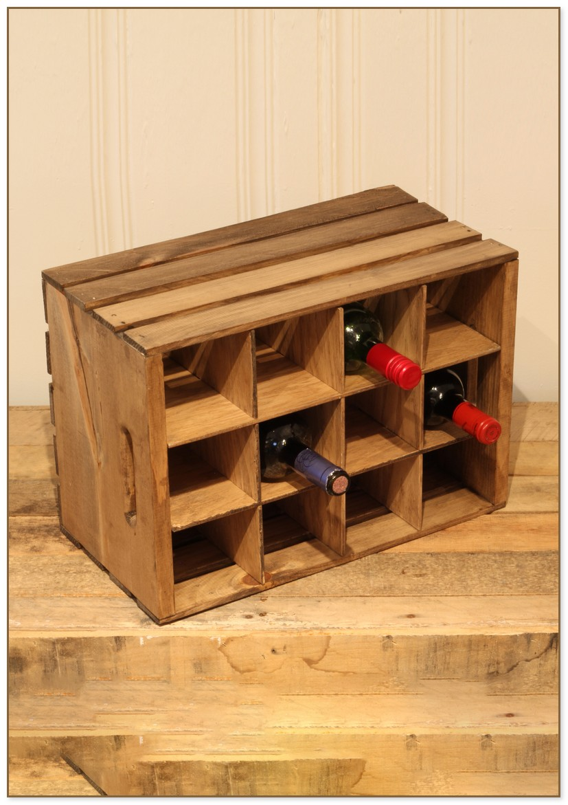 Home Depot Wine Rack