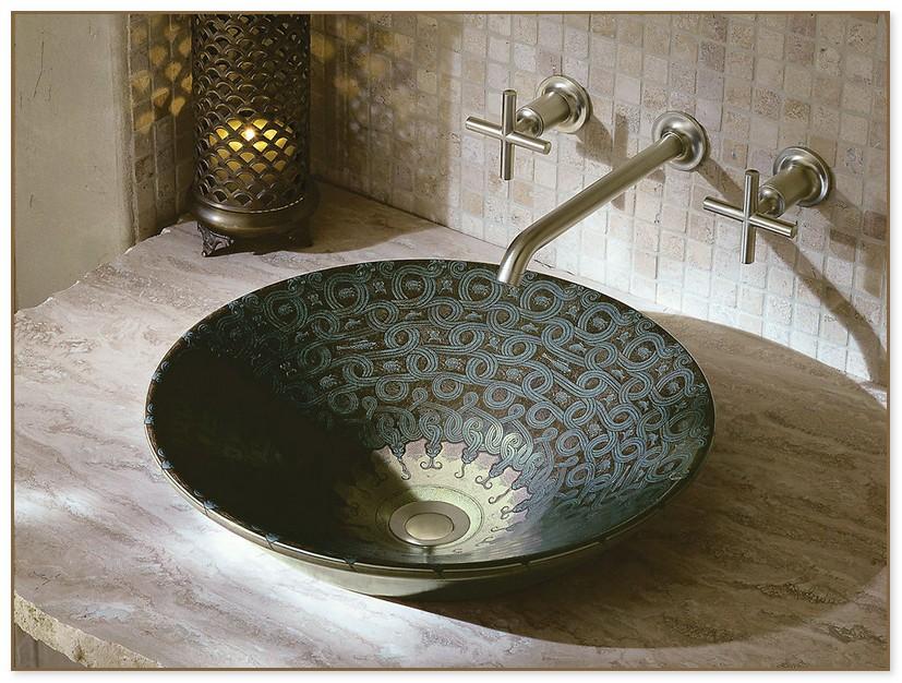 Kohler Vessel Sink Faucets