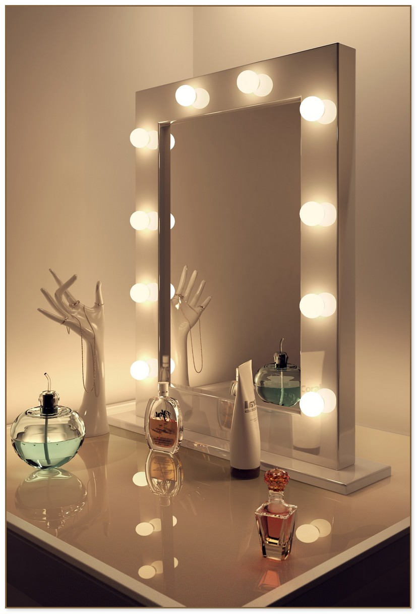 Led Lights For Vanity Mirror