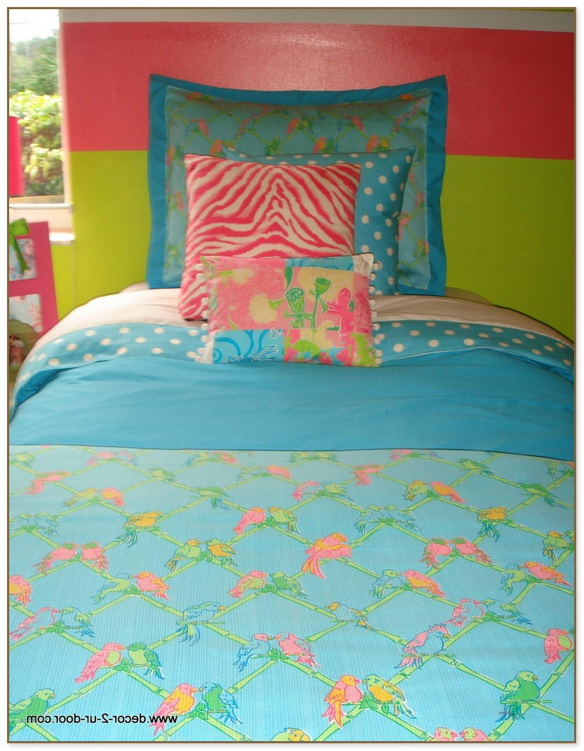 Lilly Pulitzer Bedding Dorm