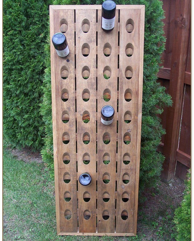 Pottery Barn Wine Rack