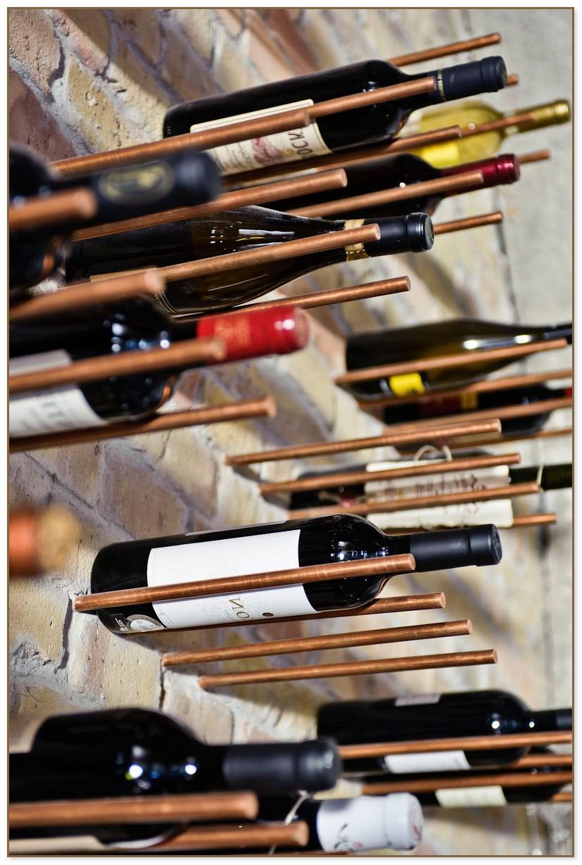 Restoration Hardware Wine Rack