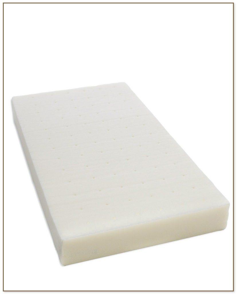 Sealy Soybean Foam Core Crib Mattress