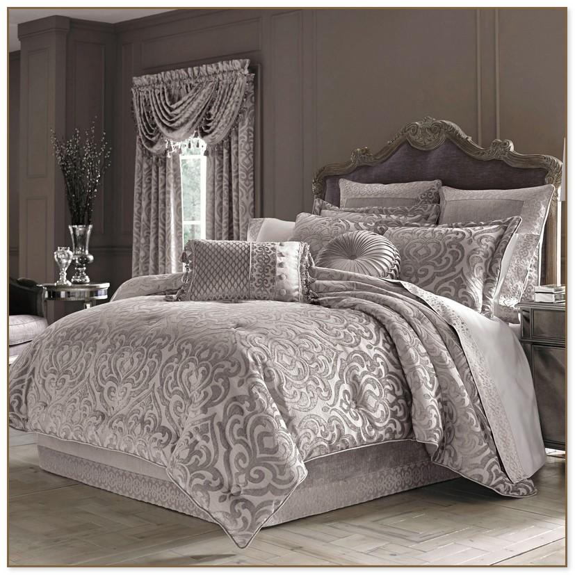Silver Comforter Sets Queen