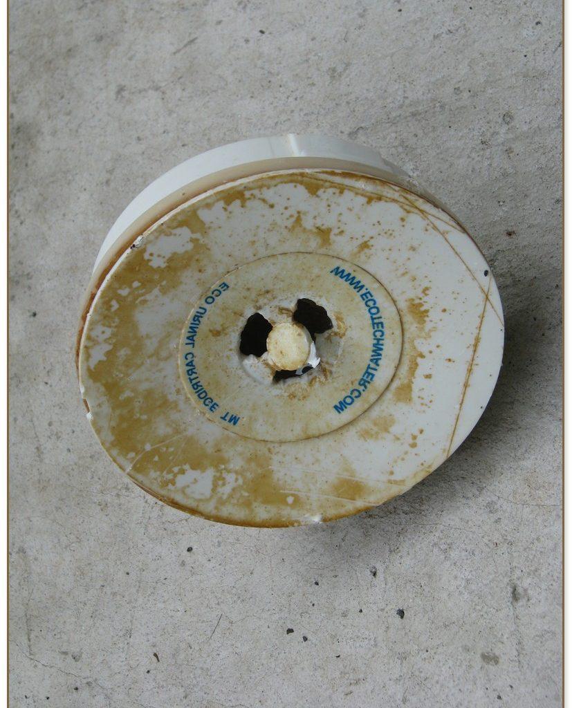 Sloan Waterless Urinal Cartridge