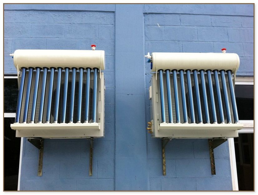 Solar Panel Air Conditioner