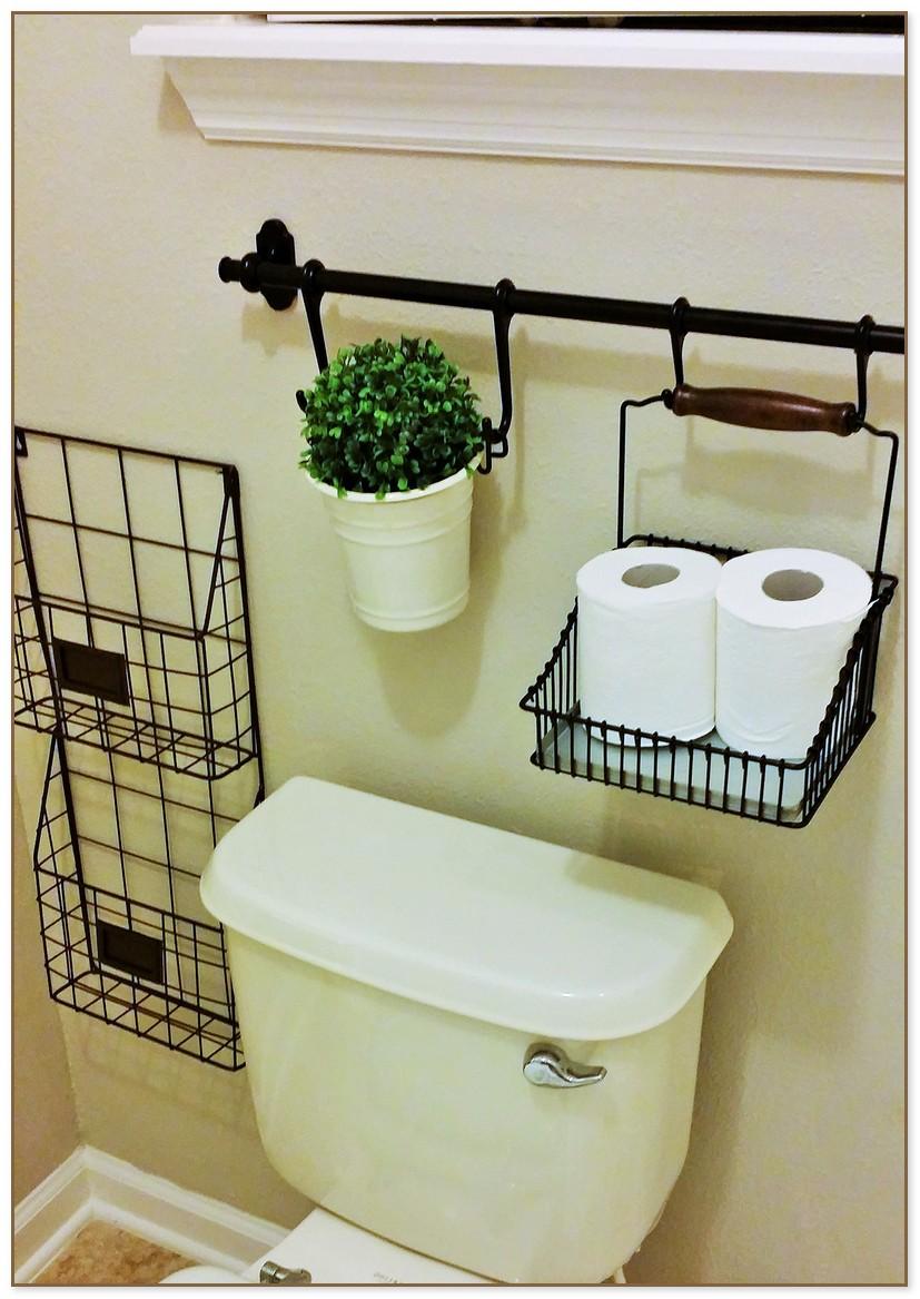 Toilet Paper Storage Basket
