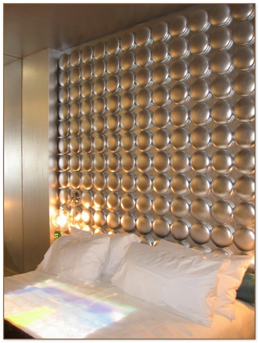 Wall Mounted Upholstered Headboard