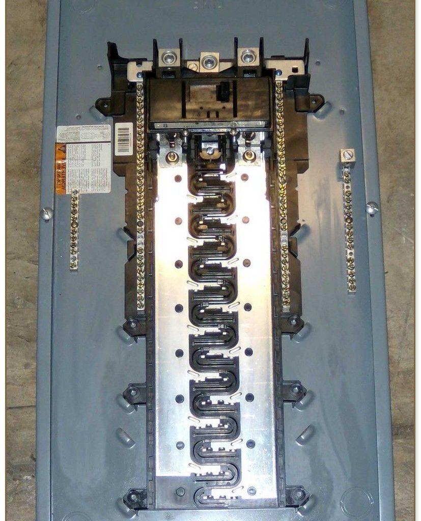 200 Amp 3 Phase Panel