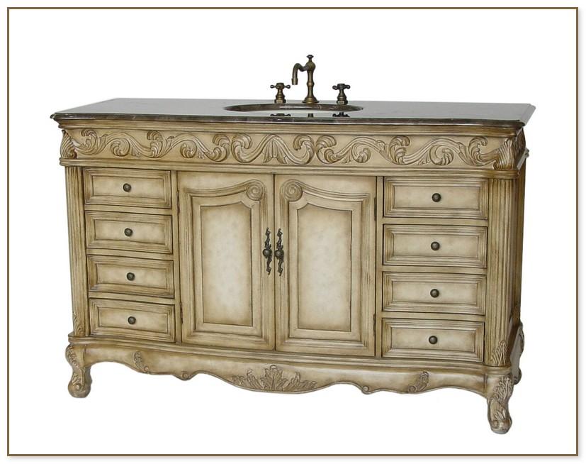 50 Inch Bathroom Vanity