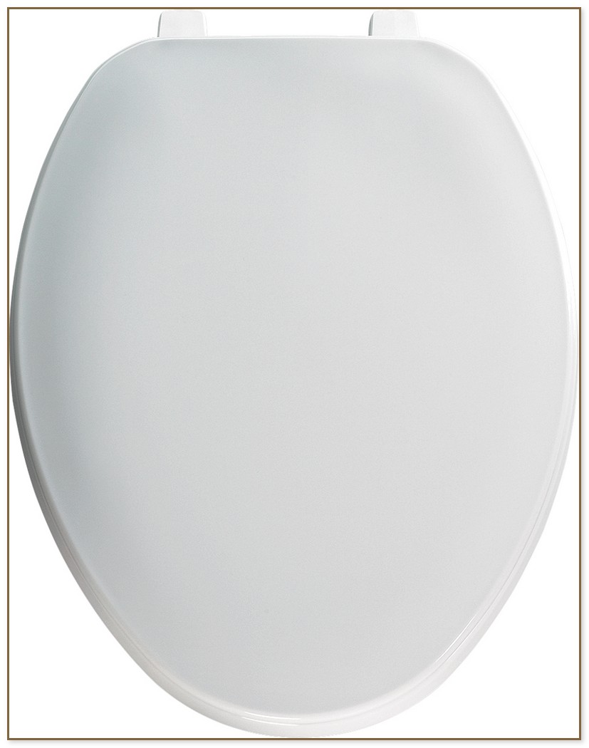 Bemis Elongated Toilet Seat