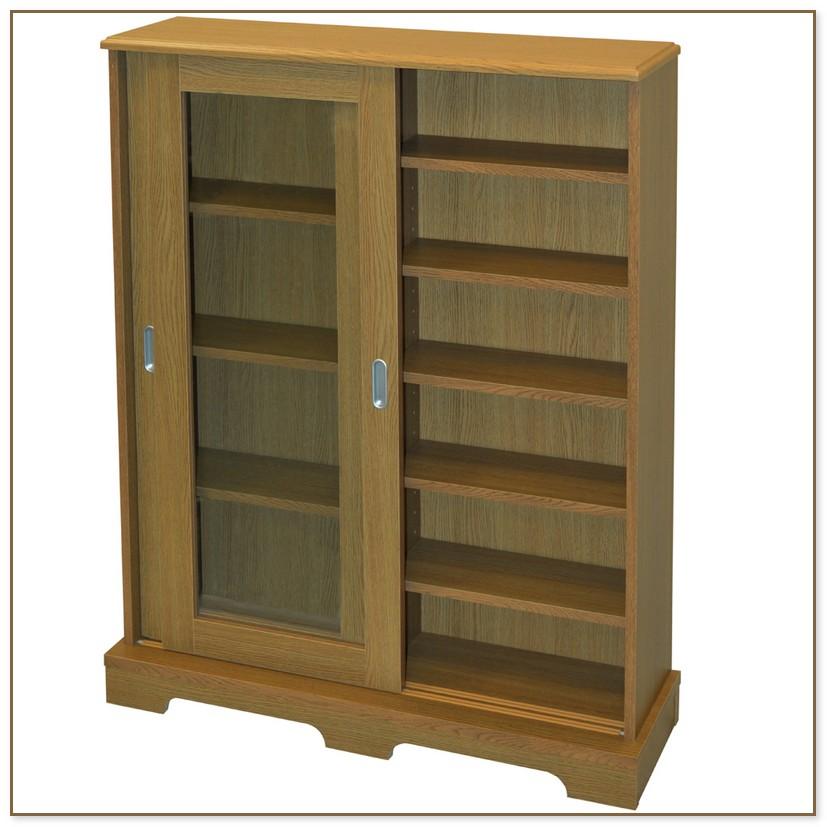 Blu Ray Storage Cabinet