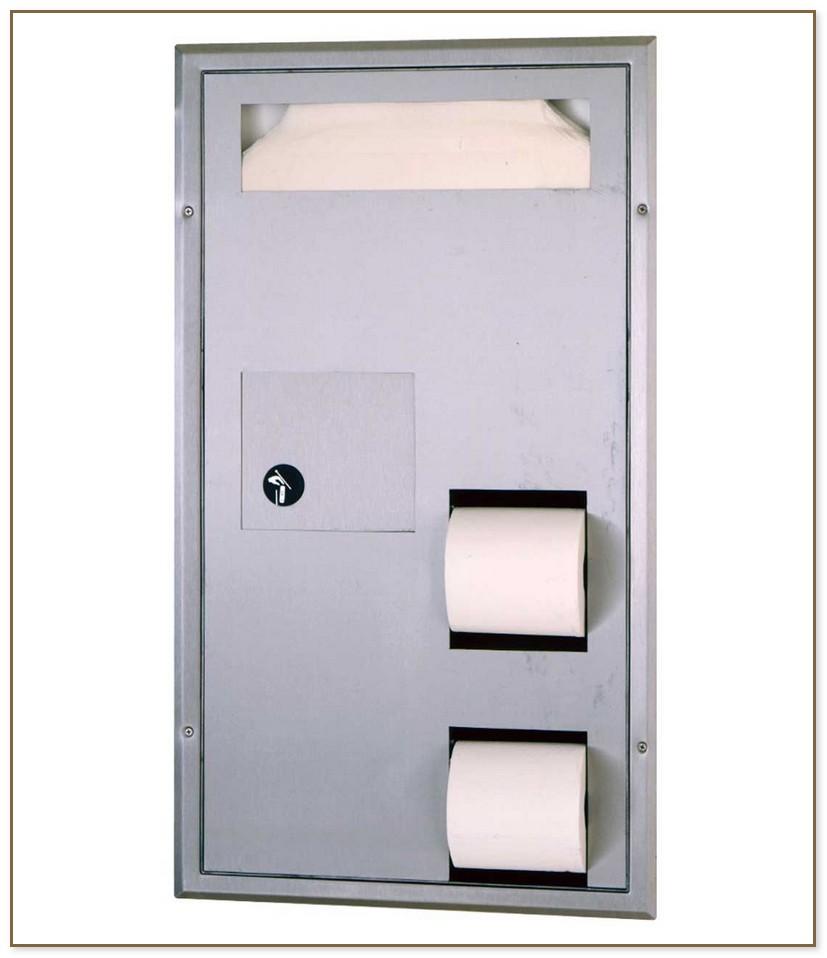 Bobrick Toilet Paper Holder