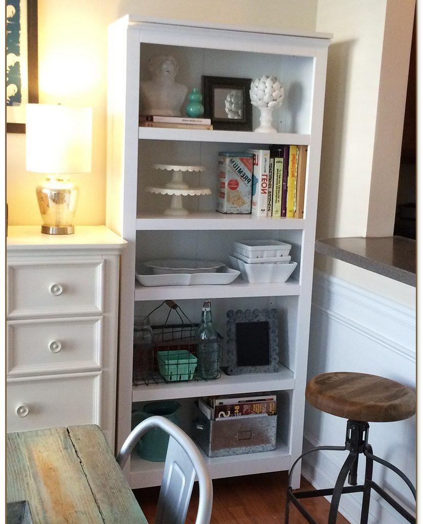 Carson 5 Shelf Bookcase