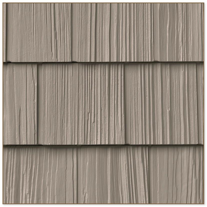 Cedar Shake Siding Panels