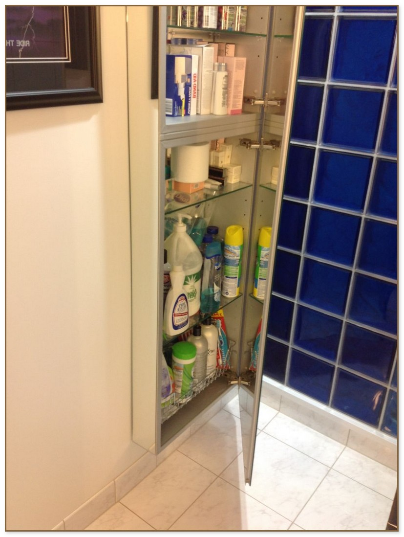 Full Length Medicine Cabinet
