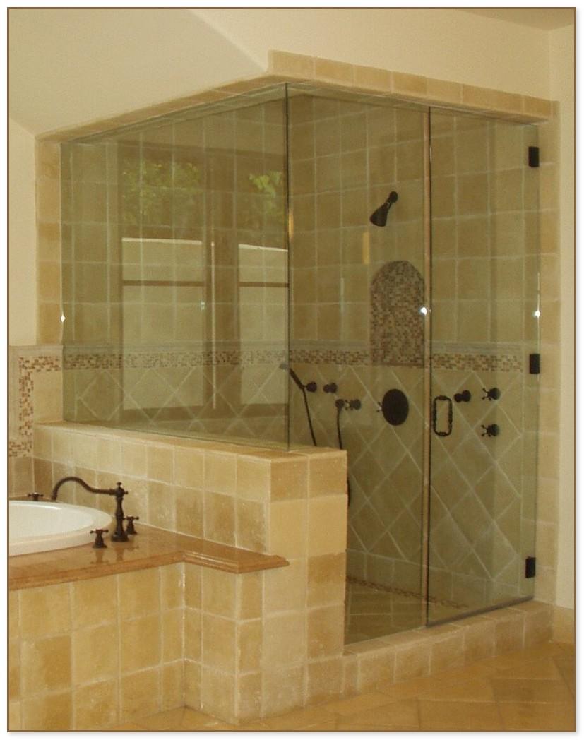 Glass Shower Enclosure Kits