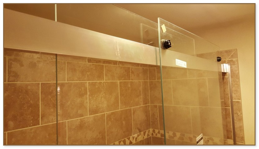 Kohler Levity Shower Door Installation