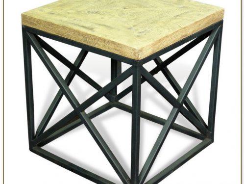 Restoration Hardware End Tables