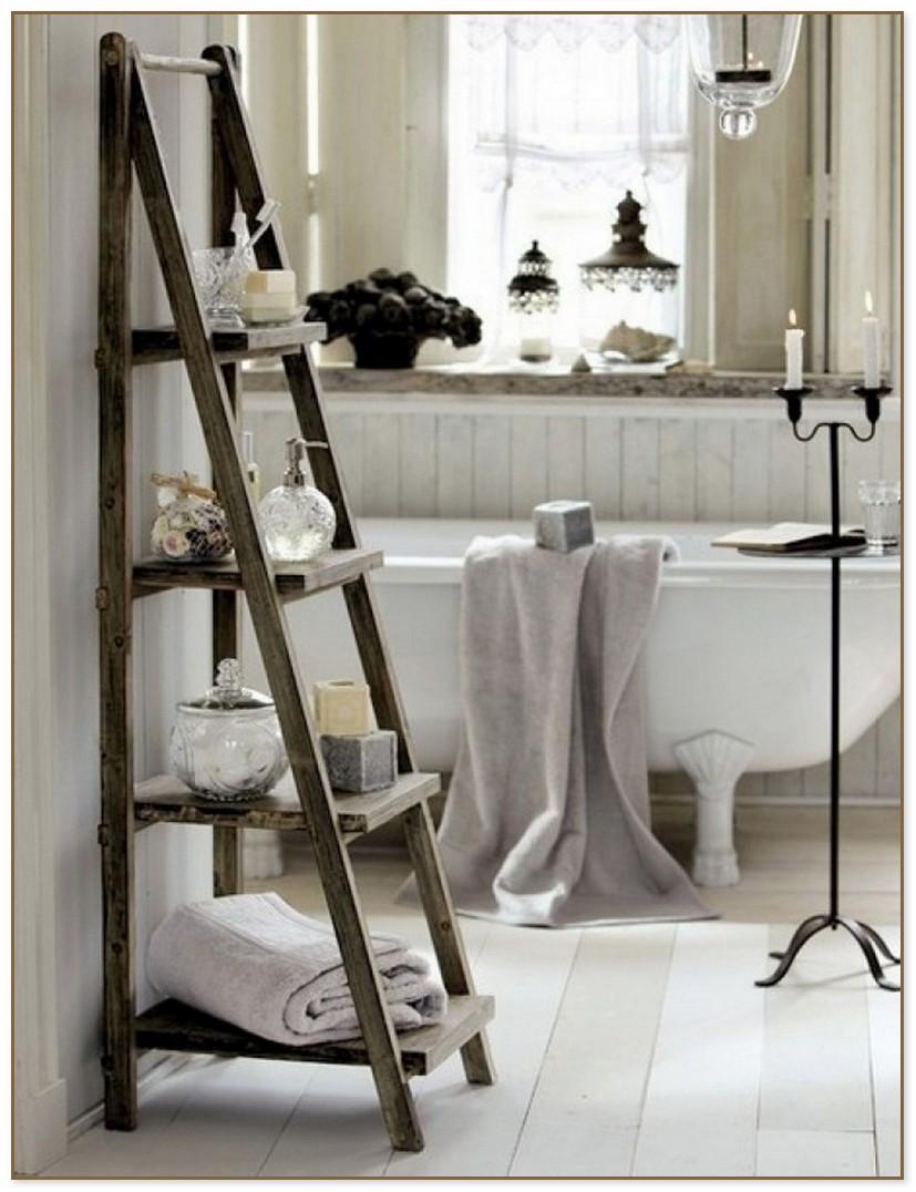 Towel Rack Ideas For Small Bathrooms