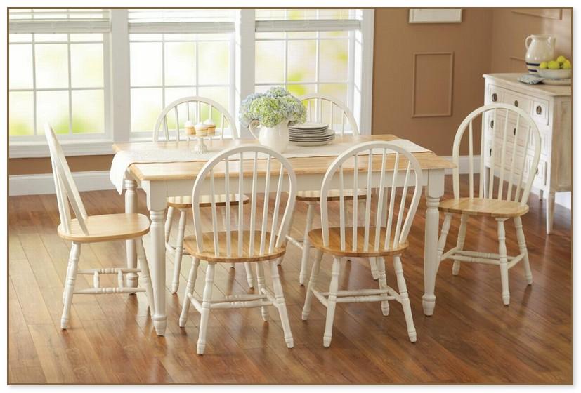 7 Piece Kitchen Table Set