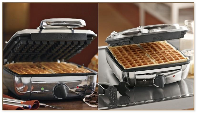 All Clad Waffle Iron