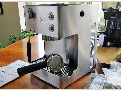 Aroma Espresso Machine By Saeco