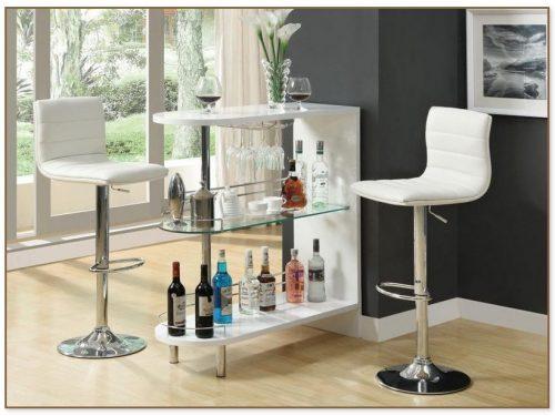 Bar Stool Table Set