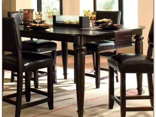 Black Kitchen Table Sets