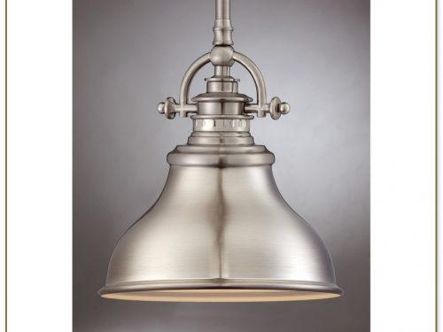 Brushed Nickel Pendant Lighting