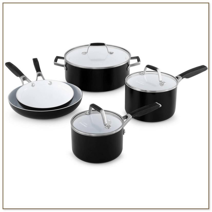 Calphalon Ceramic Cookware Set