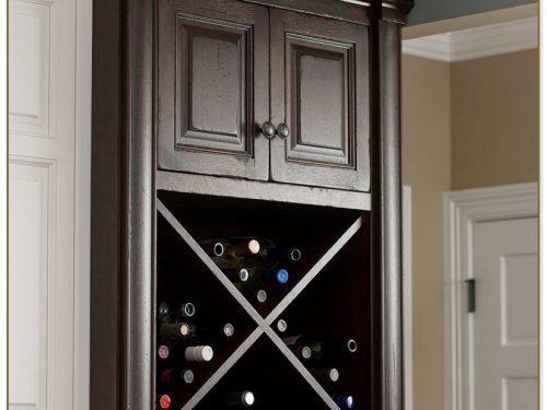 Criss Cross Wine Rack