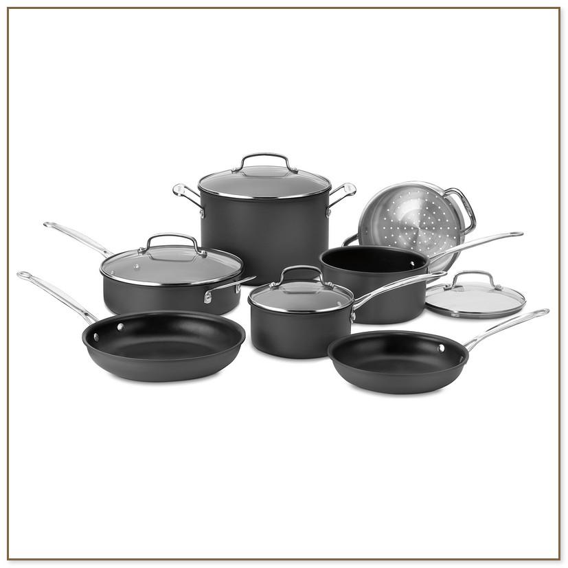 Cuisinart 11 Piece Cookware Set
