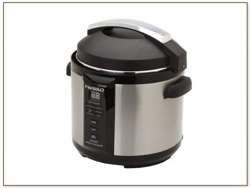 Cuisinart Cpc 600 Pressure Cooker