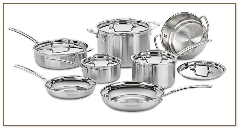 Cuisinart Nonstick Cookware Set