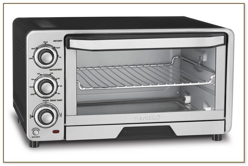 Cuisinart Tob 40 Custom Classic Toaster Oven Broiler