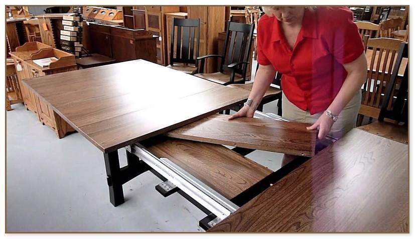 Dining Room Table Leaf