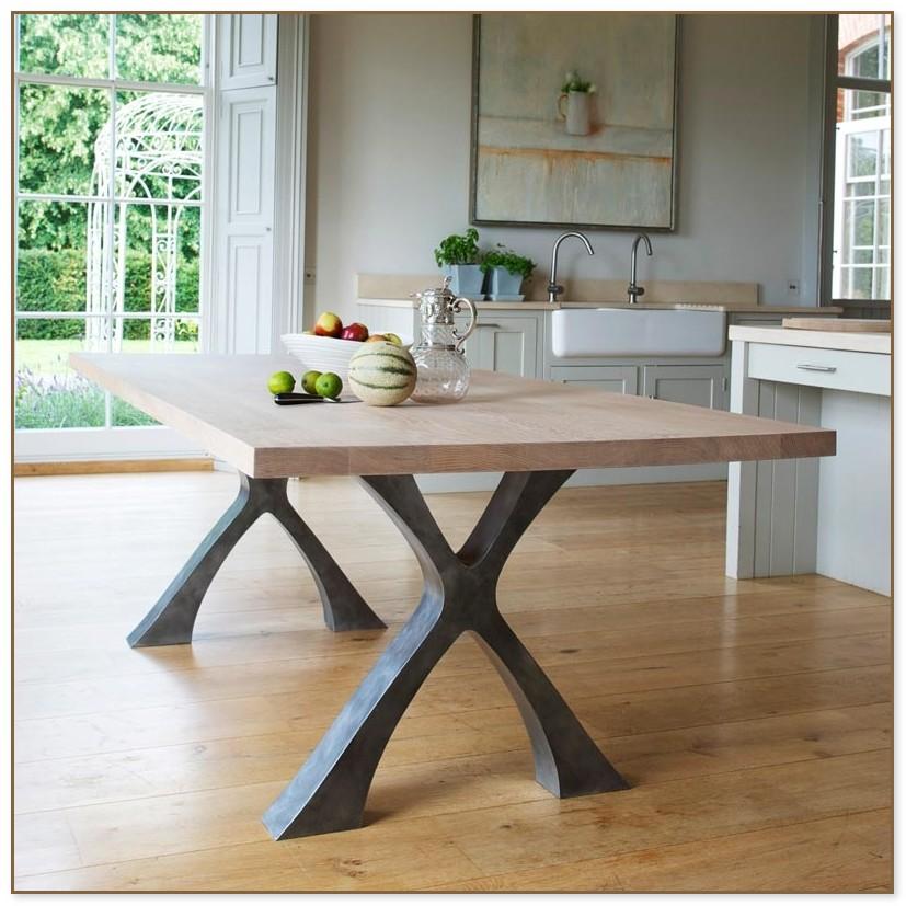 Dining Table Legs Metal
