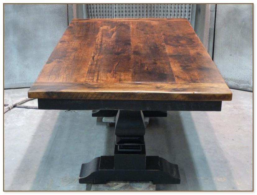 Dining Table Pedestal Base