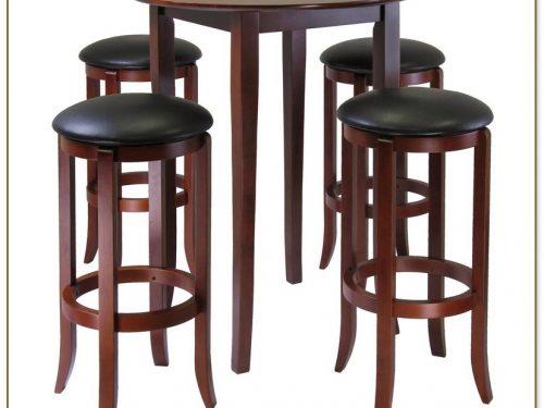 High Bar Table Set