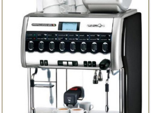High End Espresso Machine